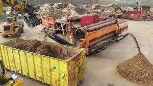 Izdelava sekancev iz biomase