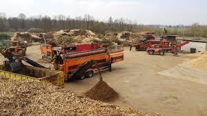 Lesna biomasa sekanci